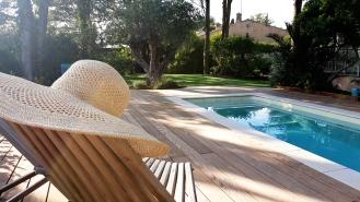 Terrasse bois exotique ipé Paysagiste Fréjus